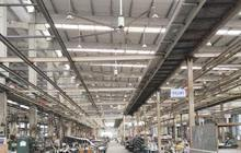 工厂车间工业风扇